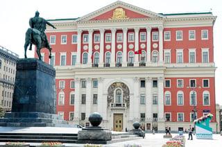 Мэ Москвы