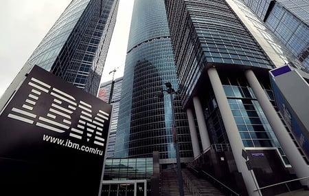 IBM в России
