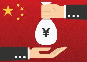 china bribe