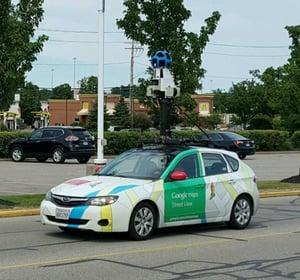 google monitor cars