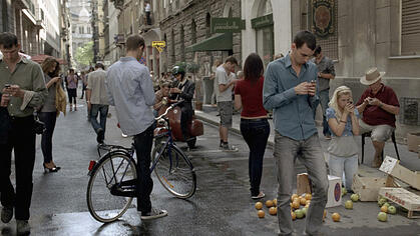smartphone people