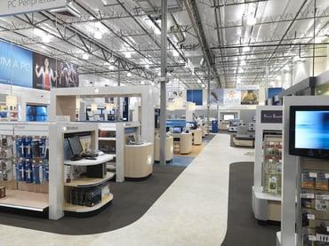 tech stores