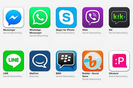text apps
