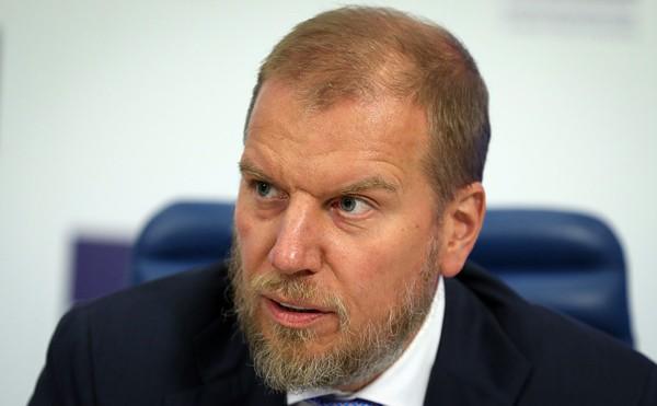 Основатель «Техносерва» отстранен от должности