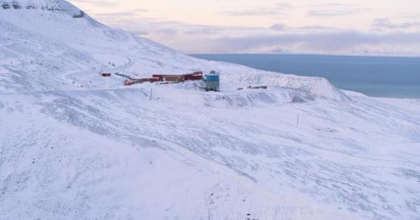 GitHub поместил архив всех проектов в физическое хранилище в Арктике