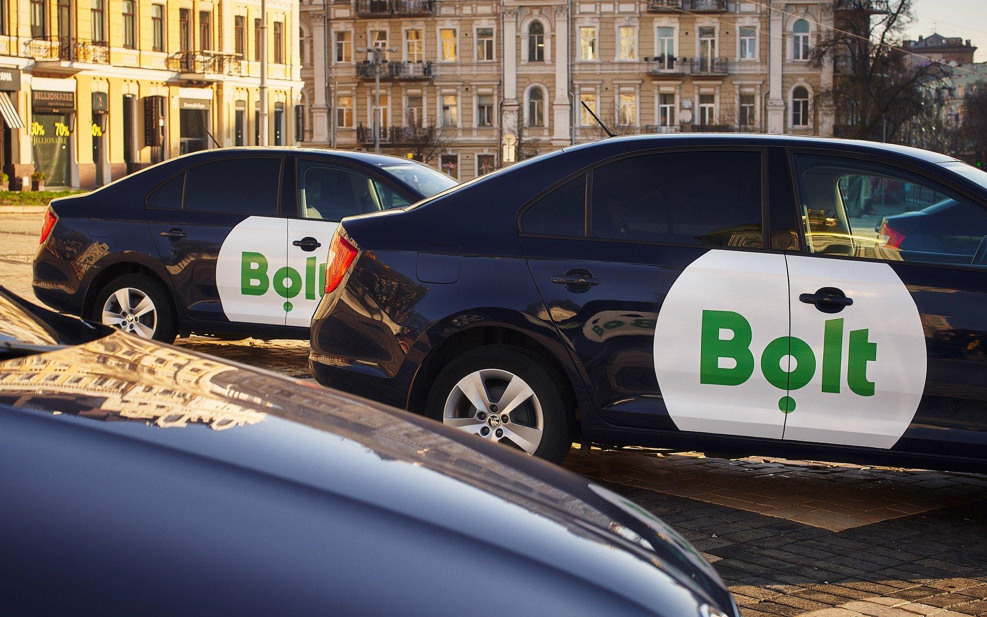 Сервис заказа такси Bolt с эстонскими корнями привлек еще 150 млн евро инвестиций
