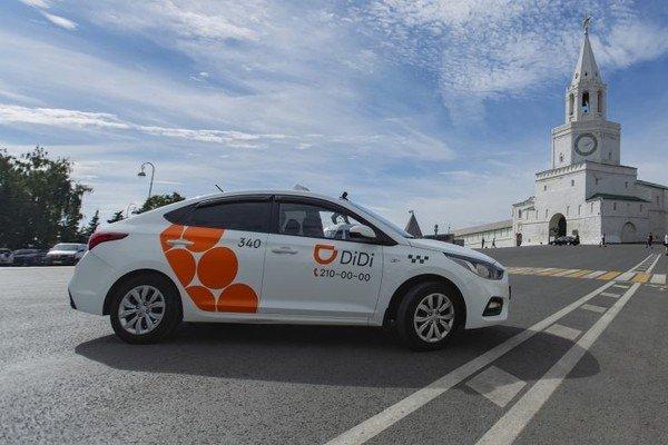 «Китайский Uber» надеется захватить российские регионы