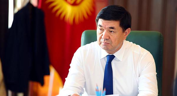 Премьер-министр Киргизиишел в отставку из-заскандала вокругместной «дочки» группы Veon