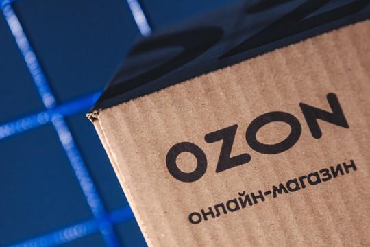 Квартальная выручка Ozon за год выросла в полтора раза