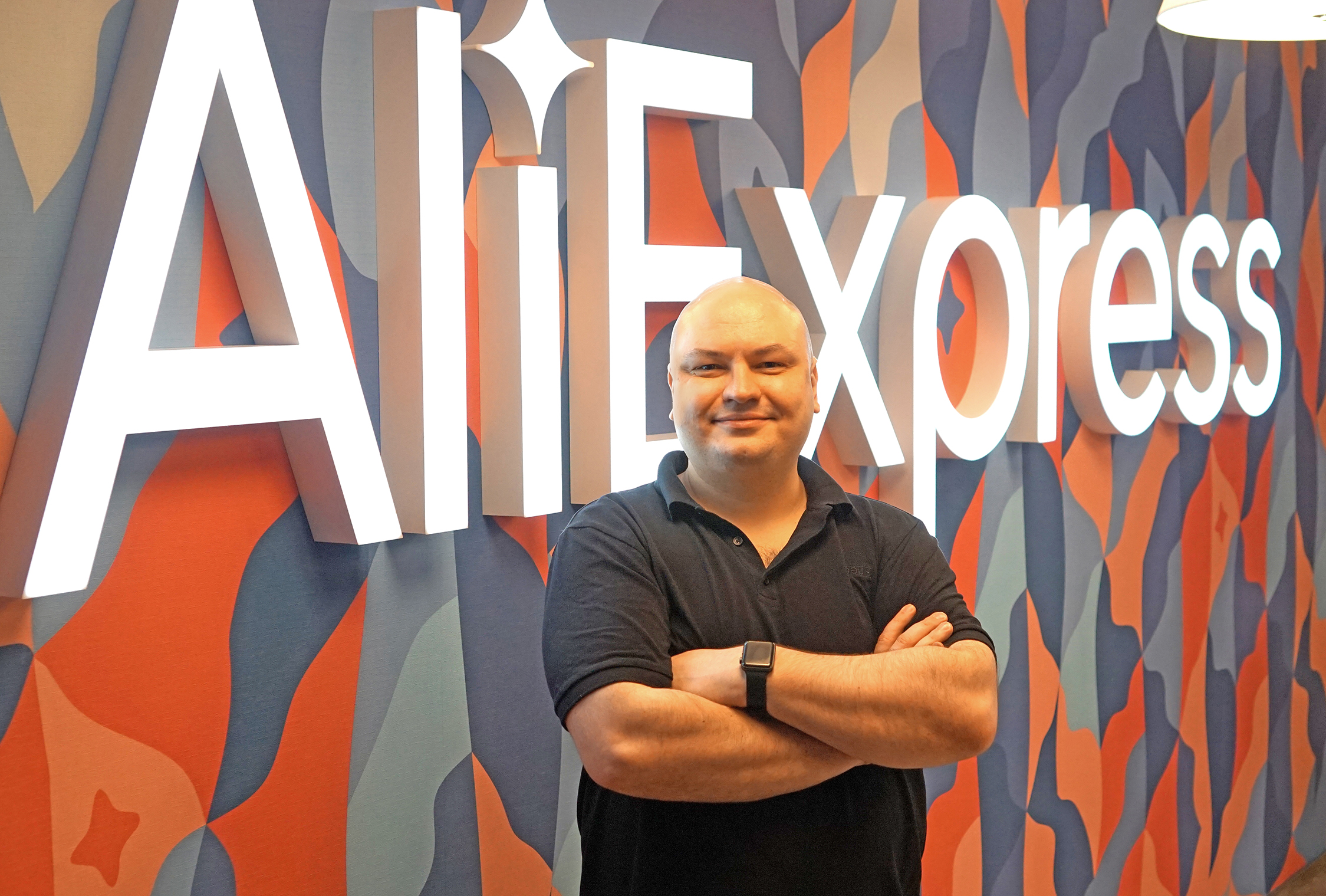 Техническим директором AliExpress Россия назначен Анатолий Орлов