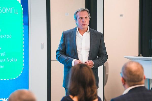 Nokia объявила о назначении Игоря Парфенова генеральным директором компании в России