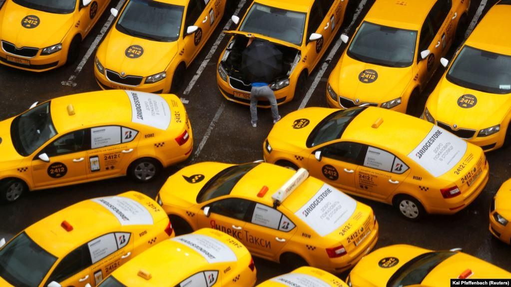 Gett пожаловался на «Яндекс.Такси» в ФАС