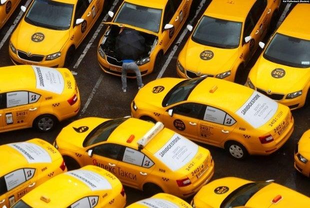 «Яндекс» выделит «Яндекс.Такси» в отдельную компанию