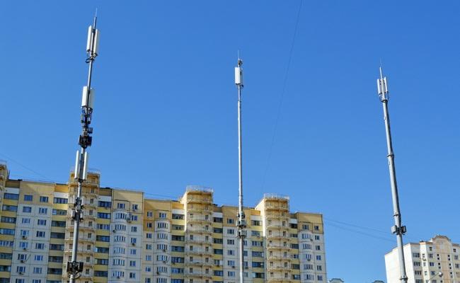 Роскомнадзор: число LTE-вышек операторов «большой четверки» растет