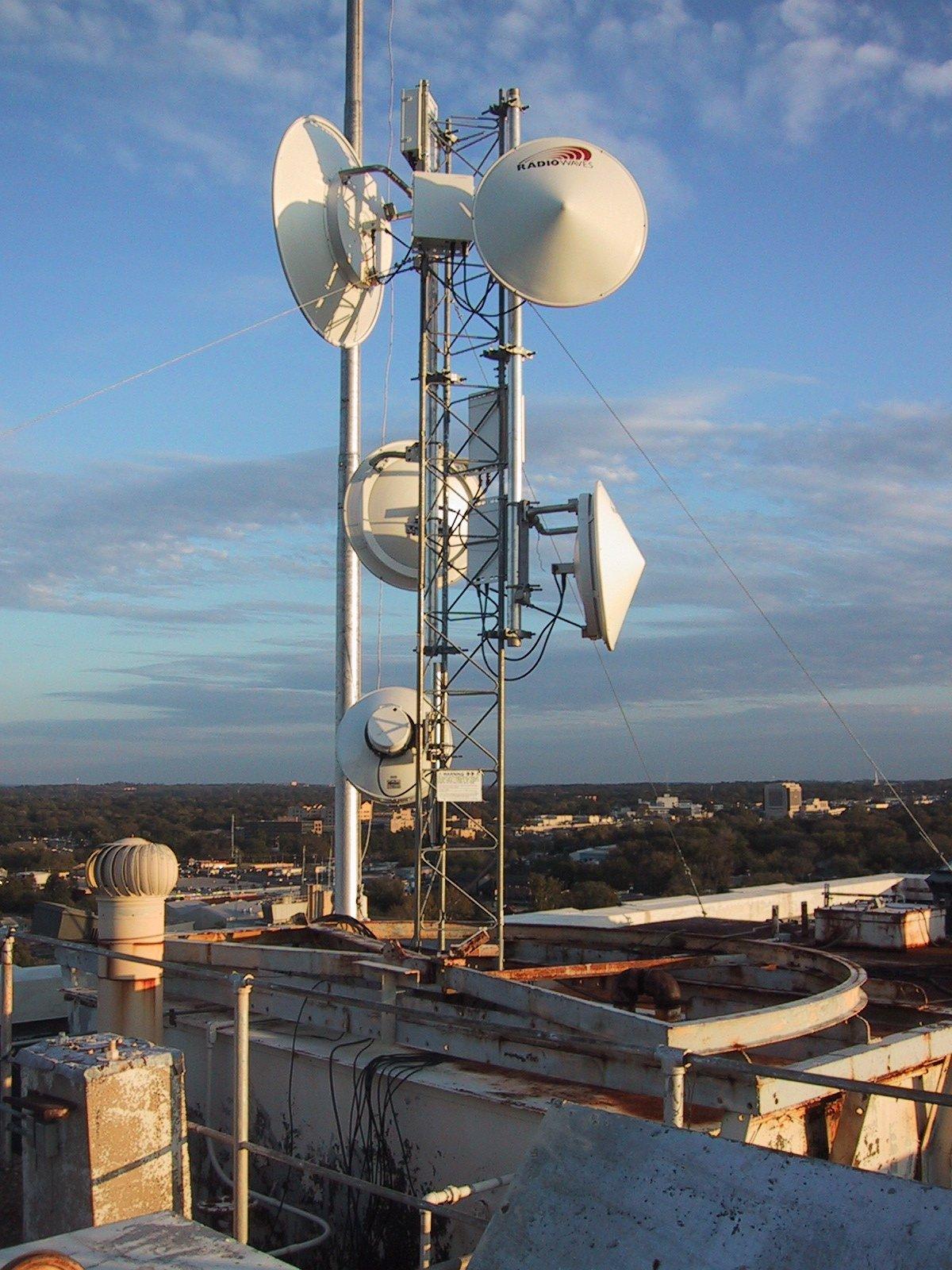 В 2025 г. объем рынка оборудования беспроводной связи превысит $32 млрд