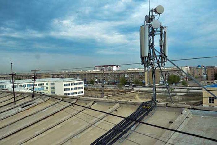Рынок антенн для мобильной связи контролируют пять производителей