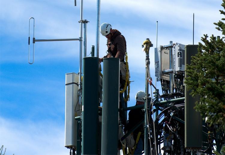 В России выделяют 4G-частоты для