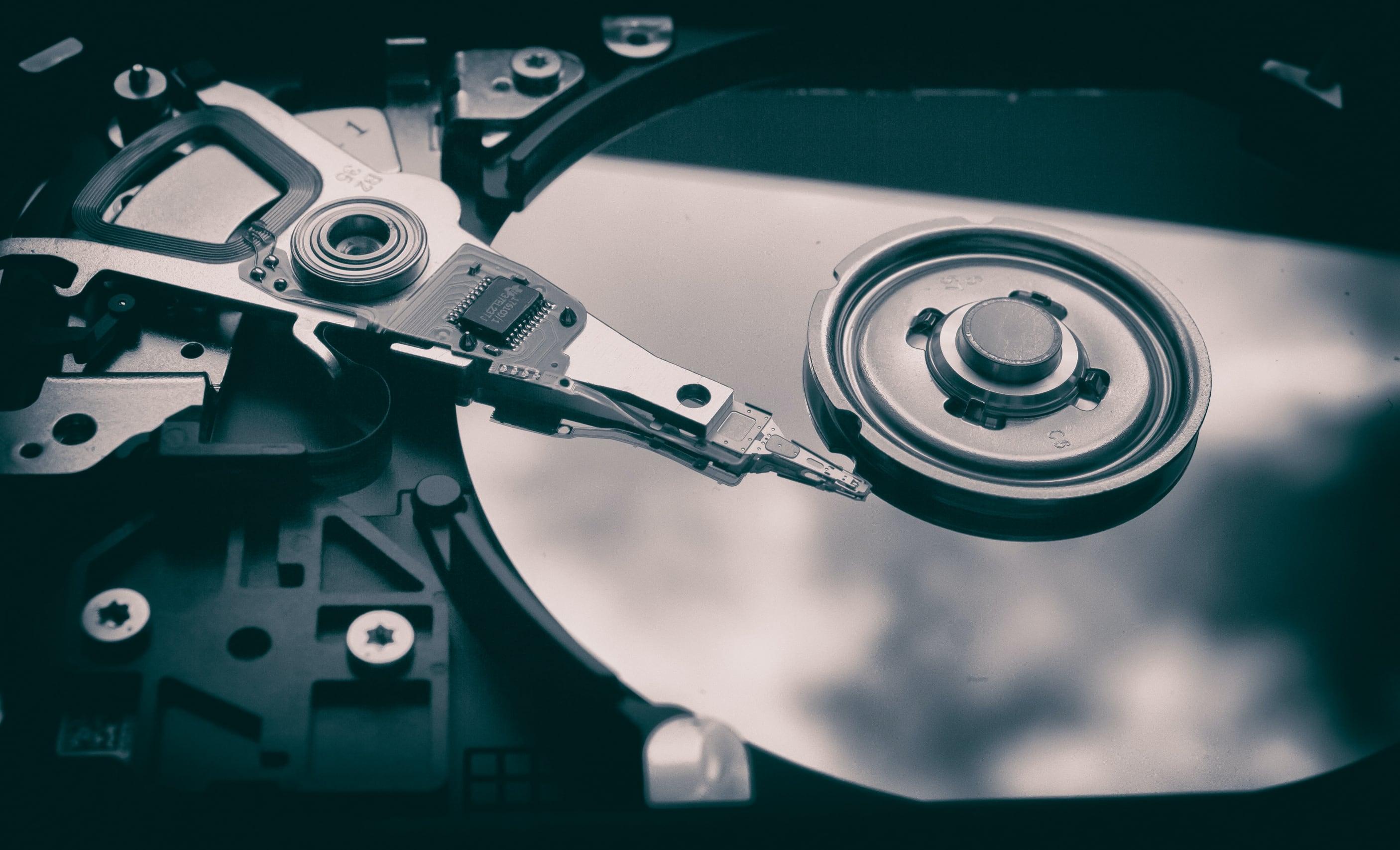 Рынок жёстких дисков прекратил падать