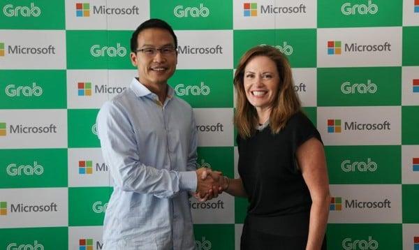 Microsoft инвестировала в Сингапурского конкурента Uberи сделала его стратегическим партнером