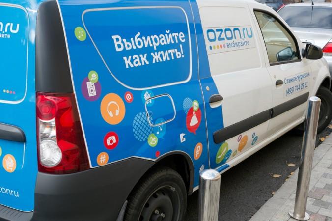 Ozon отменил бесплатную доставку товаров