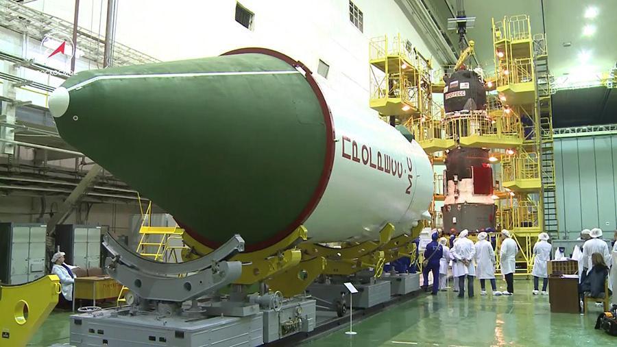 Космический грузовой корабль «Прогресс МС-08» затопили в Тихом океане