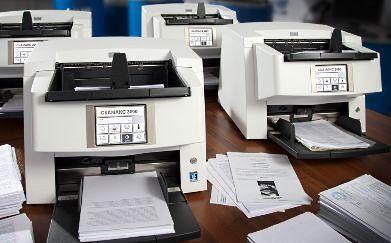 Рынок документ-сканеров сократился из-за снижения тендерных закупок