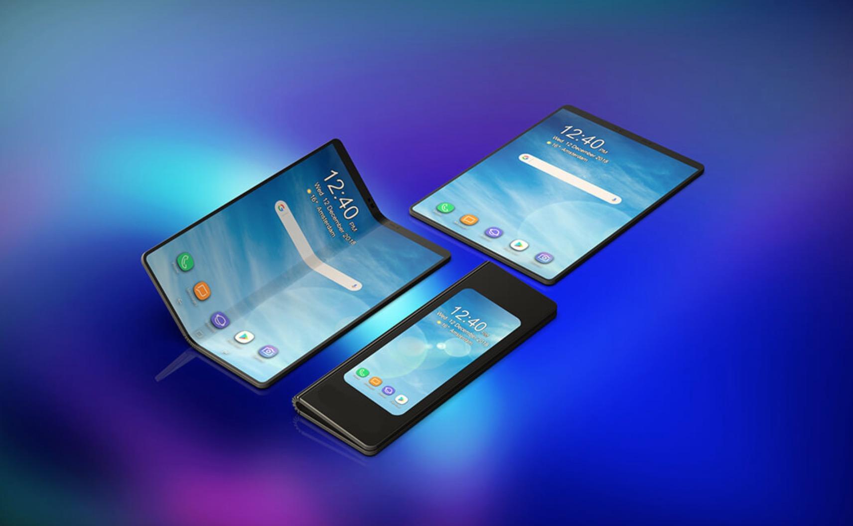 Складные смартфоны пока слишком дороги