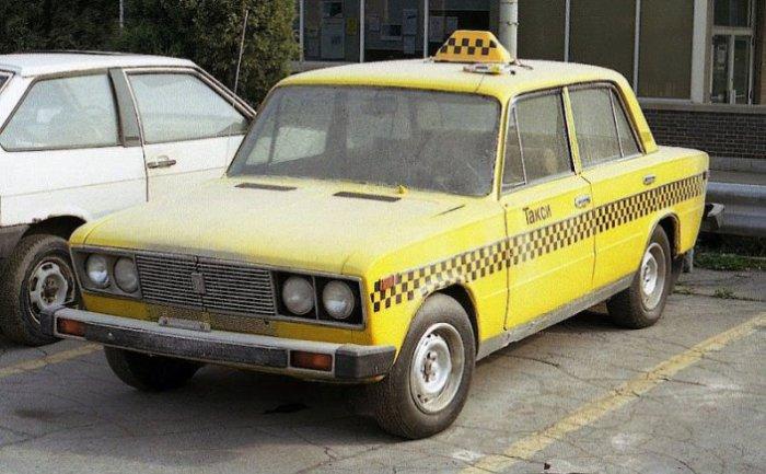 В России могут создать цифровые профили водителей такси