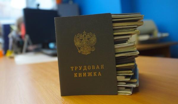 В России началась легализация электронных трудовых книжек