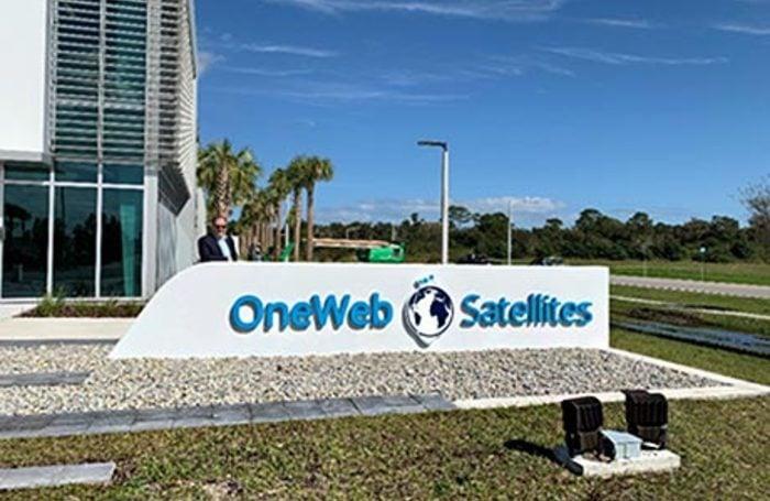 До конца текущего года OneWeb намерена начать предоставлять услуги связи