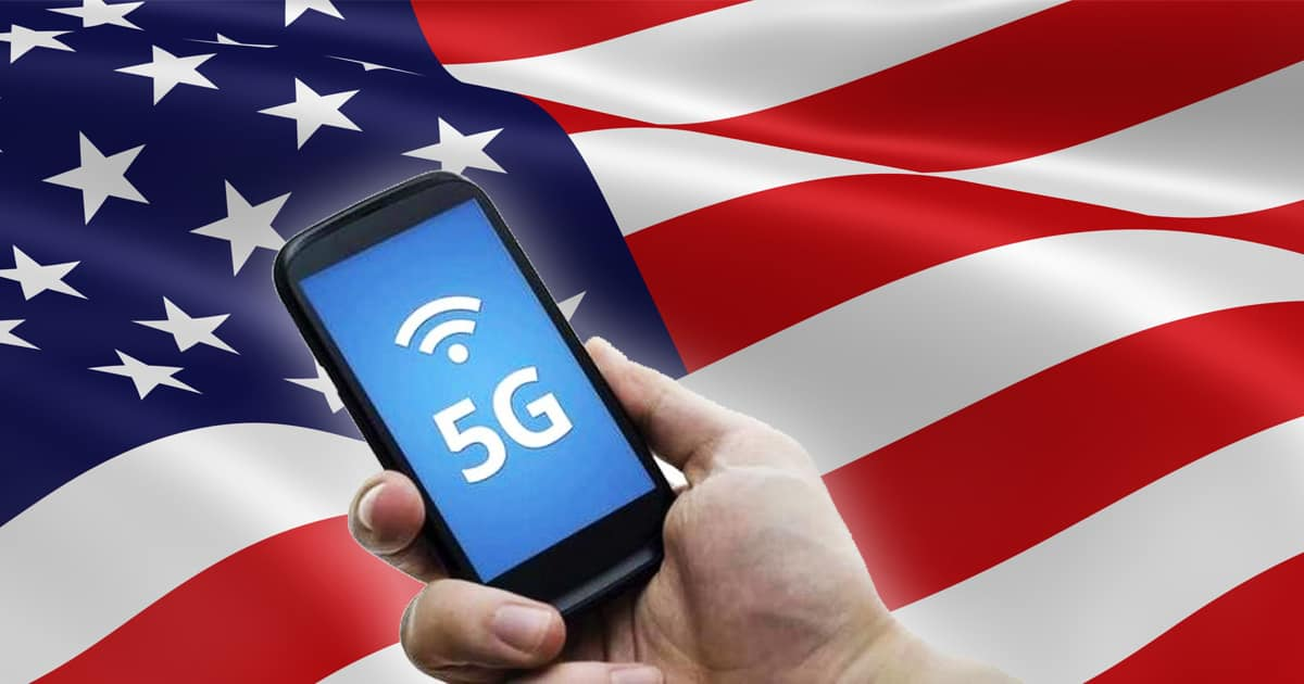США построят 5G без Huawei, зато с Dell и Microsoft