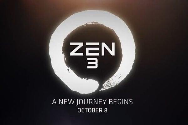 В AMD назначили дебют процессоров архитектуры Zen 3 на 8 октября