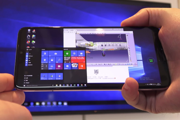 Microsoft работает над запуском Android-приложений на Windows 10