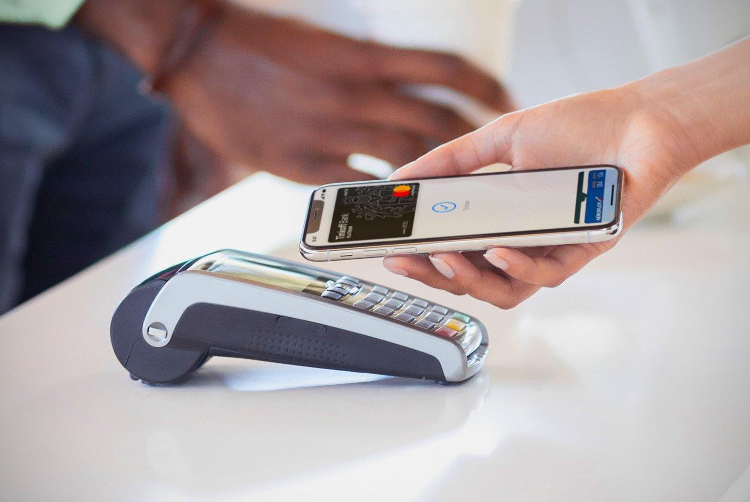 «Ведомости»: Россия навтором месте вмире почислу пользователей Apple Pay