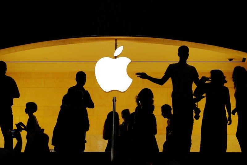 Apple закроет все магазины запределами материкового Китая