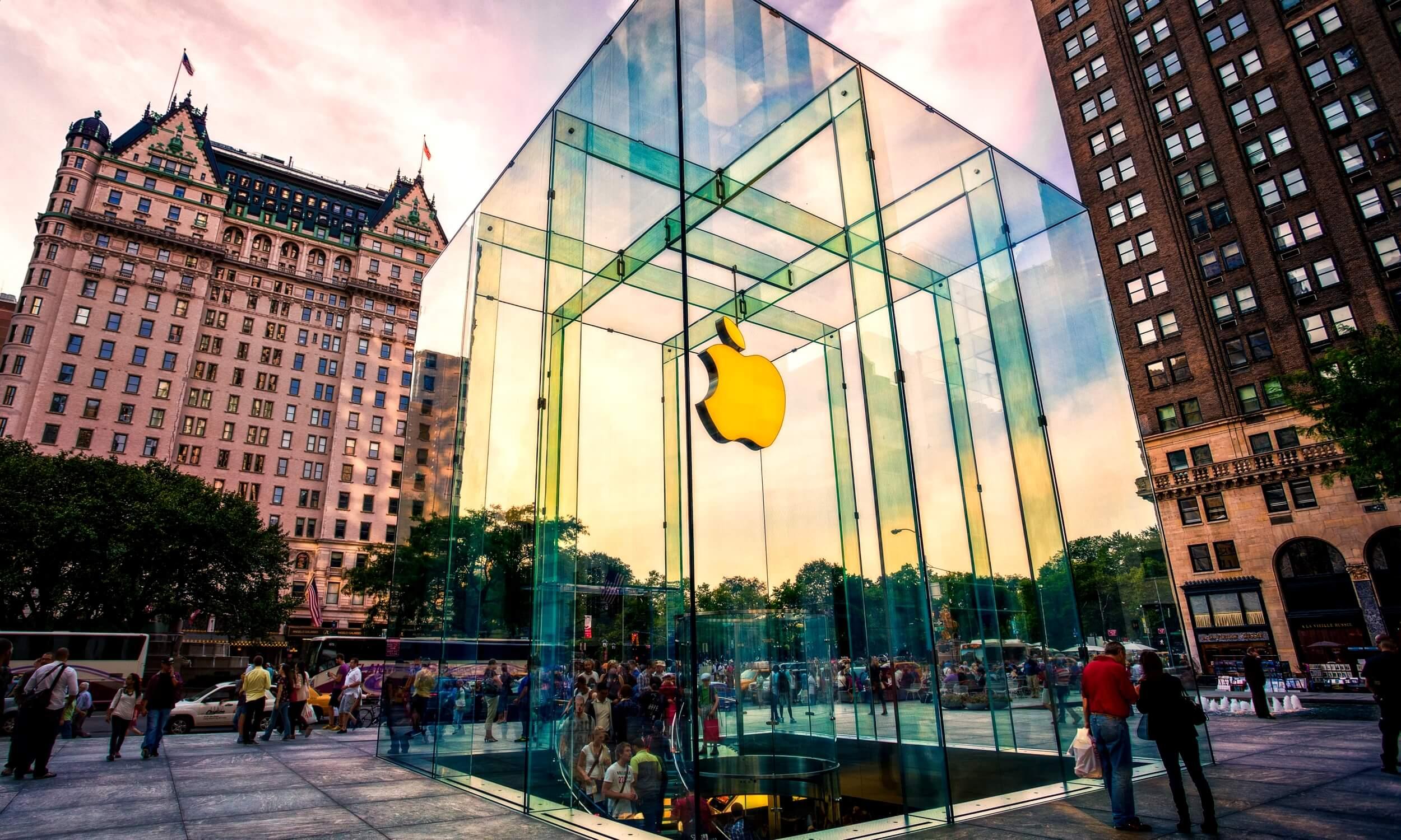 Apple может восстановить работу магазинов уже вначале апреля