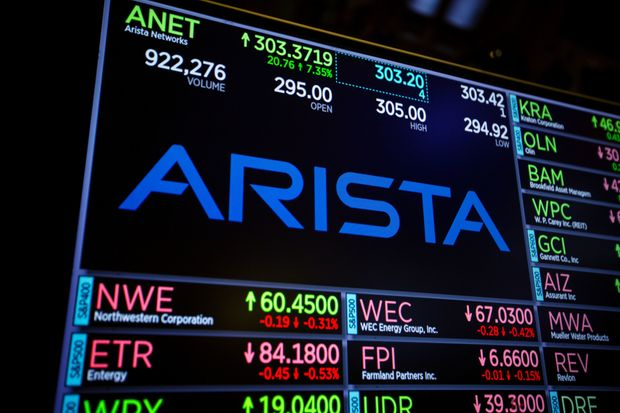 Arista покупает пионера технологий SDN - Big Switch