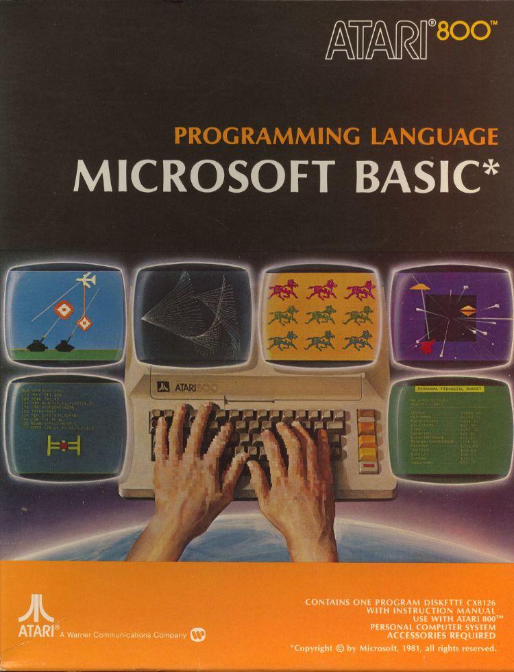 Microsoft открыла исходный код GW-BASIC