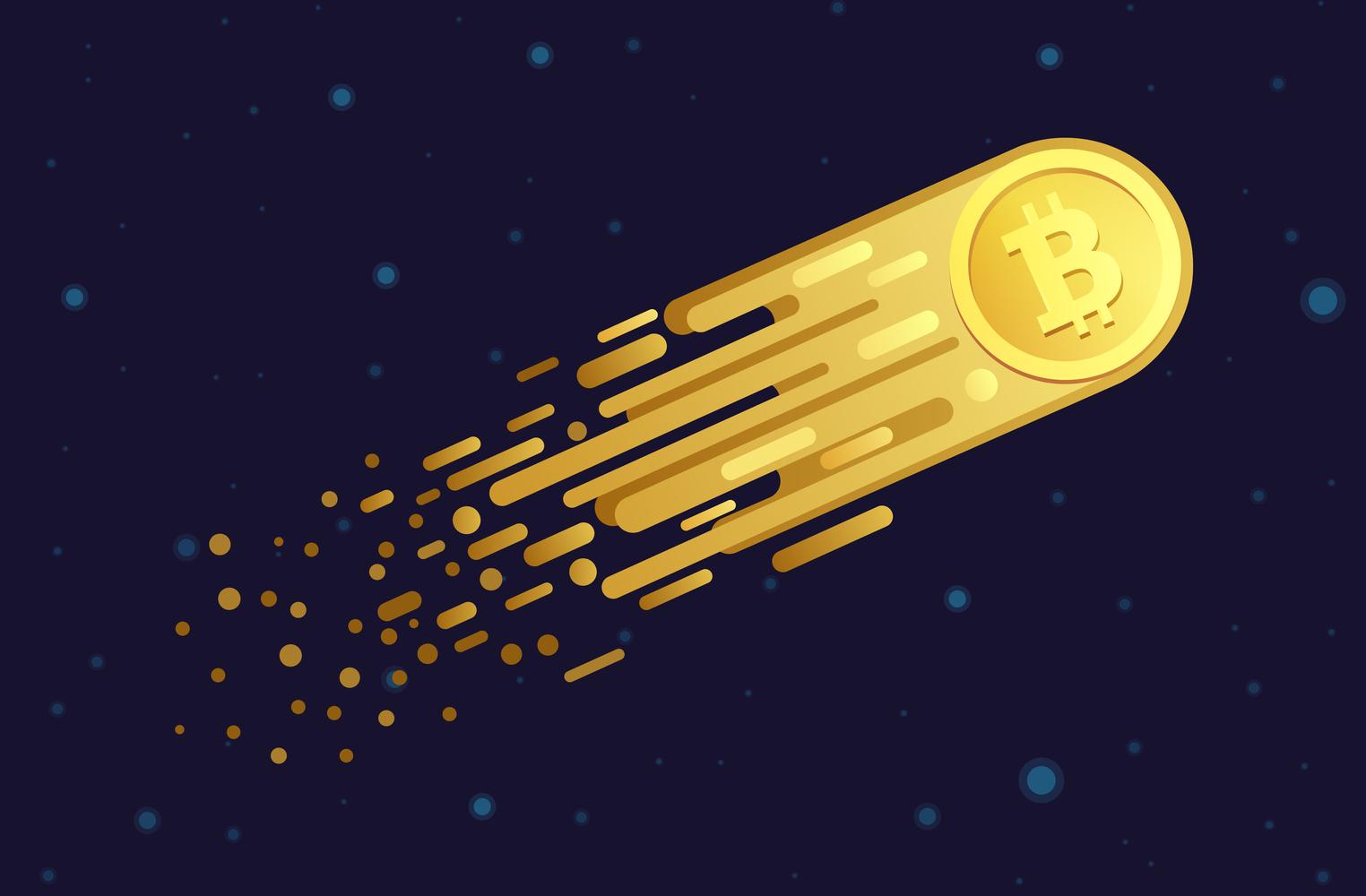 Инвесторы гадают, поднимется ли биткоин до 100000 долларов