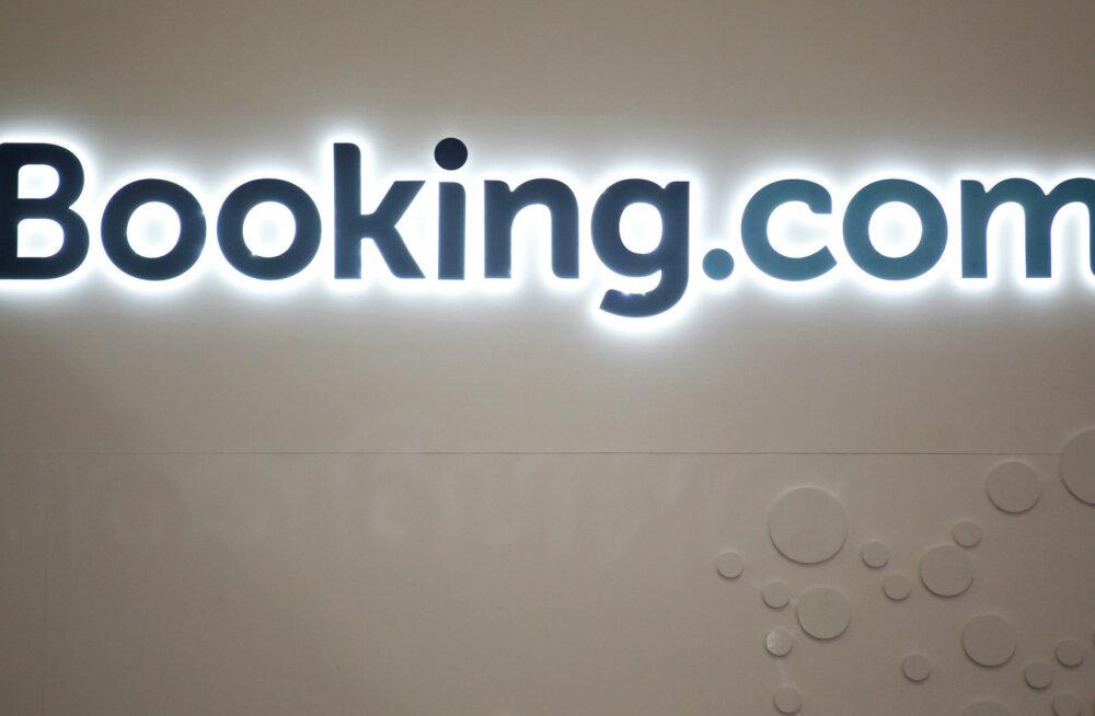 Booking.com оспорит штраф на1,3 млрд рублей