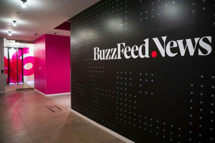 BuzzFeed договорился опокупке онлайн-издания Huffington Post