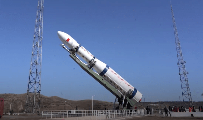 Китай испытывает 6G на спутниках