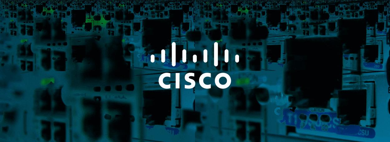 Cisco в этом квартале заработает меньше, чем ожидалось
