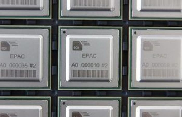 Первый европейский процессор вышел на натурные испытания