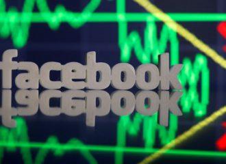 Курс акций Facebook поднялся до рекордного уровня