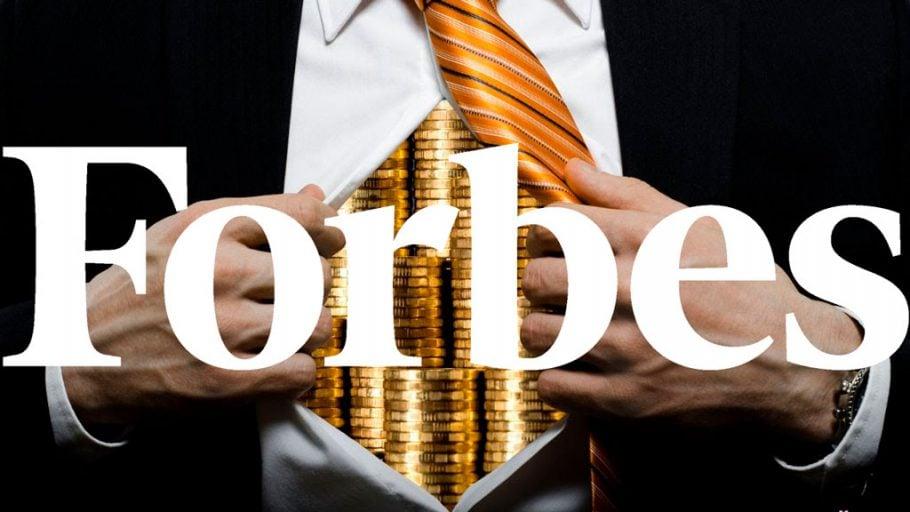 В блокчейн-рейтинг Forbes впервые вошла организация из России