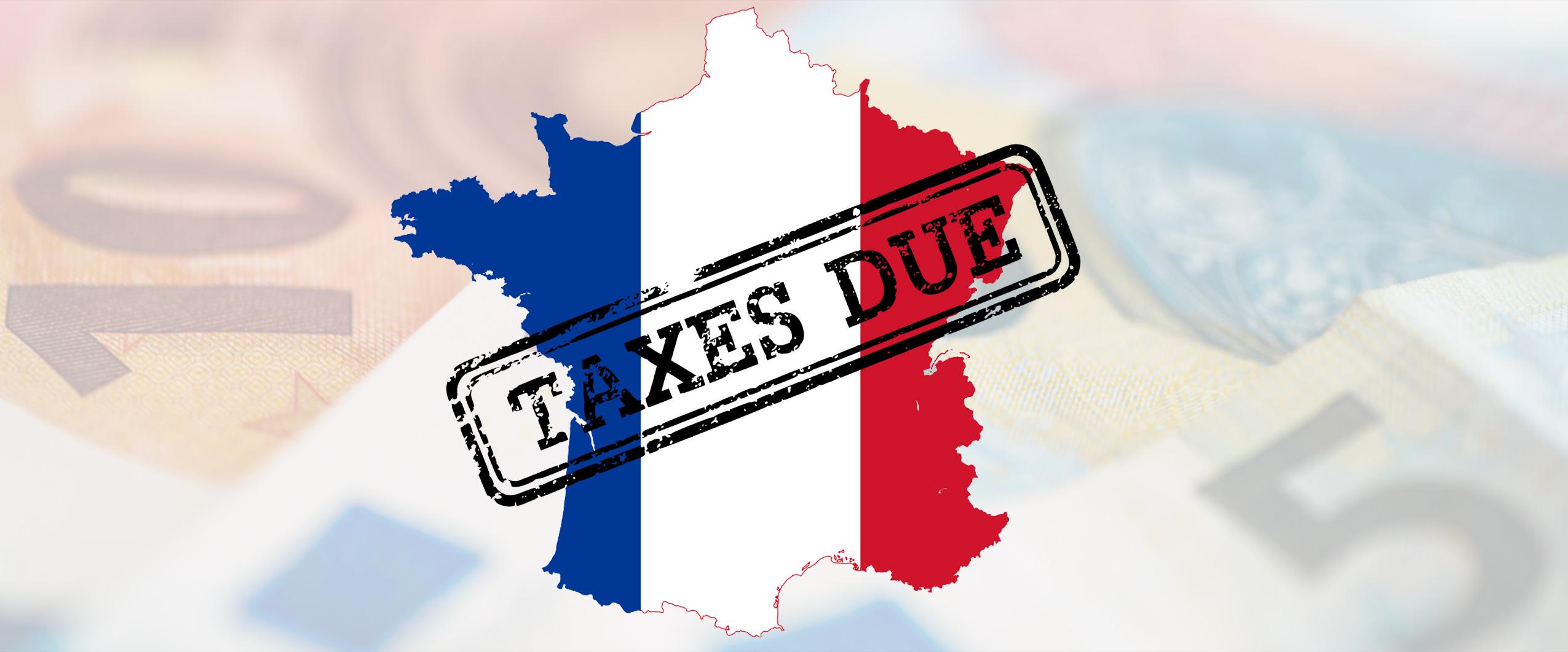 Франция приступила к сбору цифрового налога