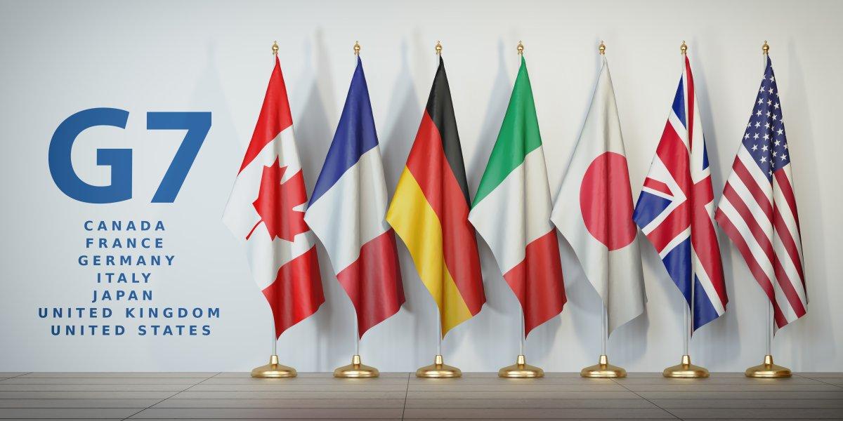 Страны G7 обяжут все транснациональные корпорации платить налог 15%
