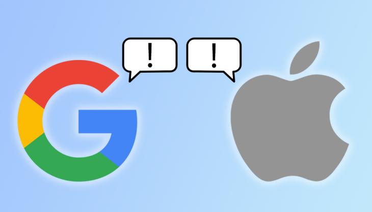В результате антимонопольного иска против Google может пострадать Apple