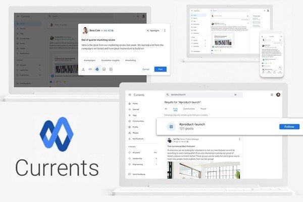 Google переводит всех пользователей Google+ в Google Currents